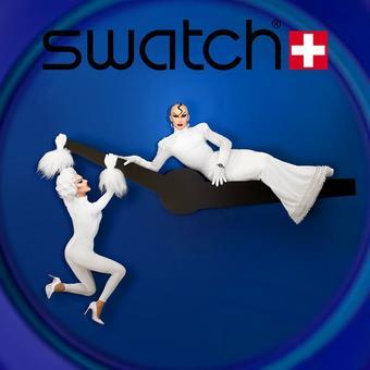 Swatch Werbeflugblatt (bis einschl. 31-10)