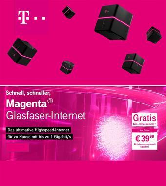 T-Mobile Werbeflugblatt (bis einschl. 30-09)