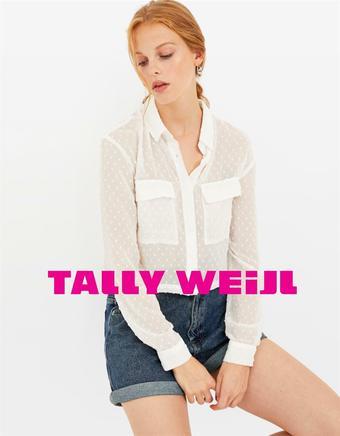 Tally Weijl Werbeflugblatt (bis einschl. 11-10)