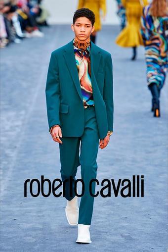 Roberto Cavalli Werbeflugblatt (bis einschl. 23-09)