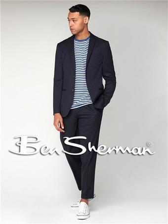 Ben Shermann Werbeflugblatt (bis einschl. 26-08)