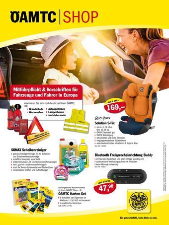 ÖAMTC Werbeflugblatt (bis einschl. 30-08)