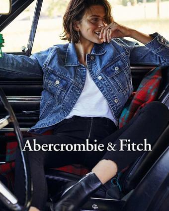 Abercrombie & Fitch Werbeflugblatt (bis einschl. 25-11)
