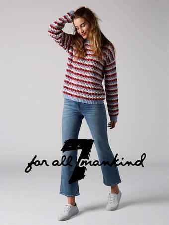 7 for all mankind Werbeflugblatt (bis einschl. 23-09)
