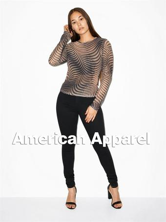 American Apparel Werbeflugblatt (bis einschl. 30-11)