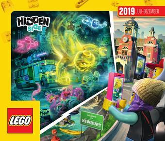 Lego Werbeflugblatt (bis einschl. 05-01)