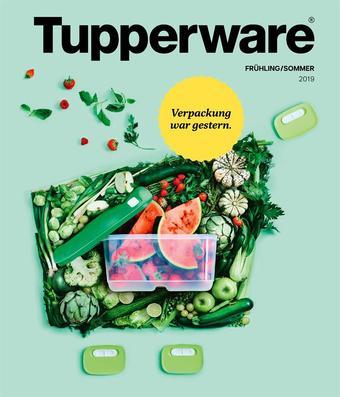 Tupperware Werbeflugblatt (bis einschl. 23-09)