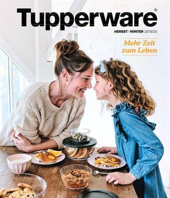 Tupperware Werbeflugblatt (bis einschl. 20-02)