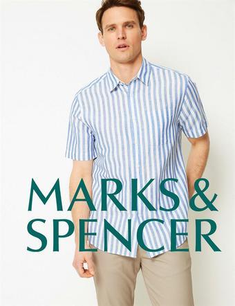 Marks & Spencer Werbeflugblatt (bis einschl. 15-09)