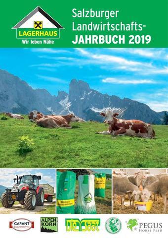 Salzburger Lagerhaus Werbeflugblatt (bis einschl. 31-12)