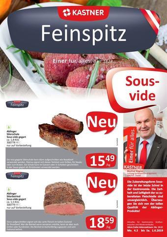 Kastner Werbeflugblatt (bis einschl. 01-06)
