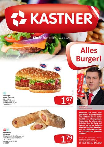 Kastner Werbeflugblatt (bis einschl. 27-07)