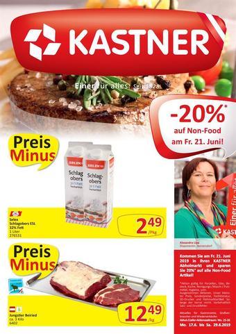Kastner Werbeflugblatt (bis einschl. 29-06)
