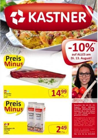 Kastner Werbeflugblatt (bis einschl. 24-08)