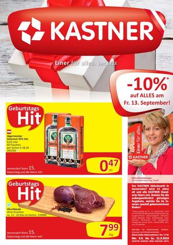 Kastner Werbeflugblatt (bis einschl. 21-09)