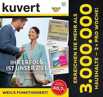 Post Werbeflugblatt (bis einschl. 31-12)