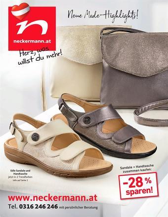Neckermann Werbeflugblatt (bis einschl. 07-07)