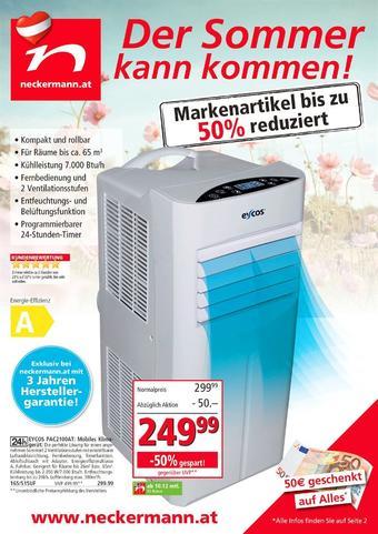 Neckermann Werbeflugblatt (bis einschl. 31-07)