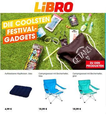 Libro Werbeflugblatt (bis einschl. 31-05)