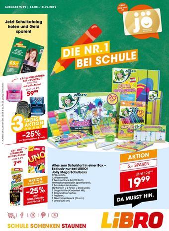Libro Werbeflugblatt (bis einschl. 18-09)