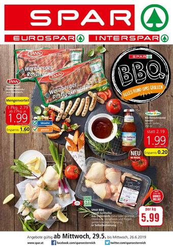 Spar Werbeflugblatt (bis einschl. 26-06)