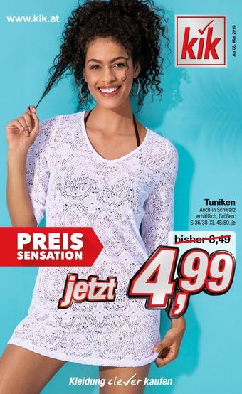 KiK Werbeflugblatt (bis einschl. 21-05)