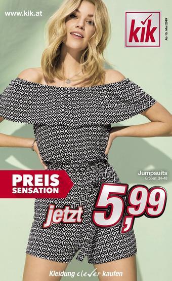 KiK Werbeflugblatt (bis einschl. 04-06)