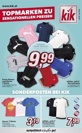 KiK Werbeflugblatt (bis einschl. 16-07)
