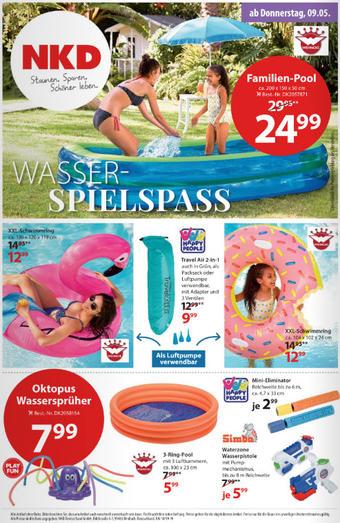 NKD Werbeflugblatt (bis einschl. 22-05)
