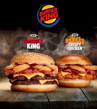 Burger King Werbeflugblatt (bis einschl. 30-09)