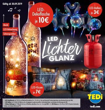 TEDi Werbeflugblatt (bis einschl. 30-12)