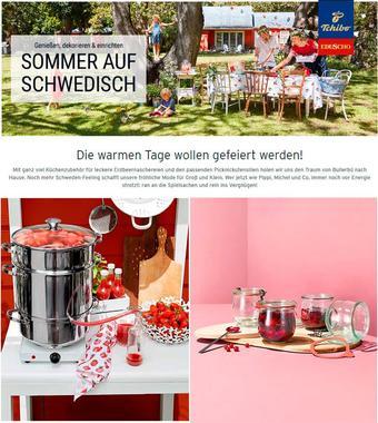 Tchibo Eduscho Werbeflugblatt (bis einschl. 31-07)