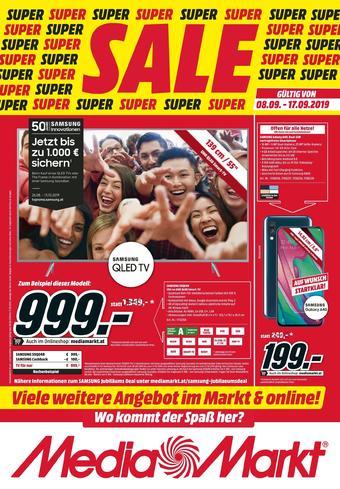 Media Markt Werbeflugblatt (bis einschl. 17-09)