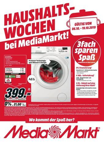 Media Markt Werbeflugblatt (bis einschl. 19-10)