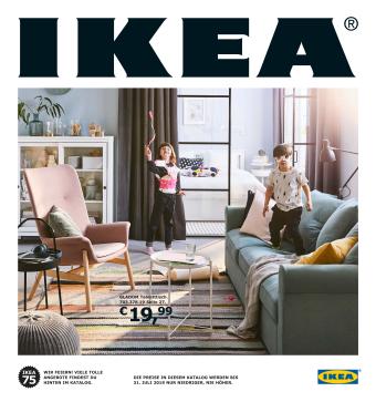 IKEA Werbeflugblatt (bis einschl. 31-07)