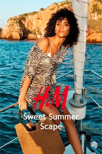 H&M Werbeflugblatt (bis einschl. 24-06)