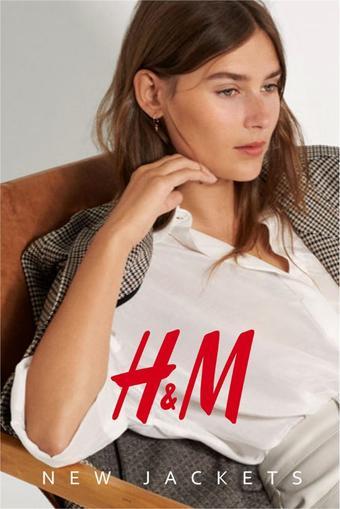 H&M Werbeflugblatt (bis einschl. 21-10)