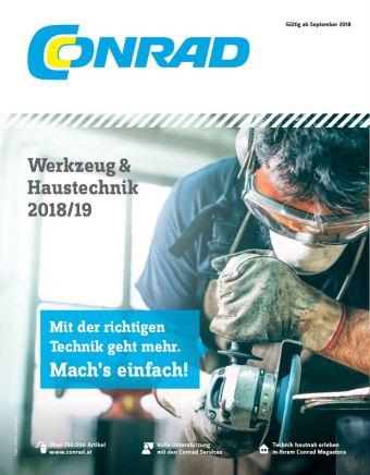 Conrad Werbeflugblatt (bis einschl. 31-08)