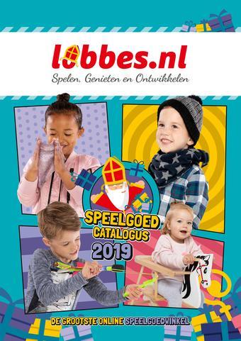 Lobbes reclame folder (geldig t/m 24-12)