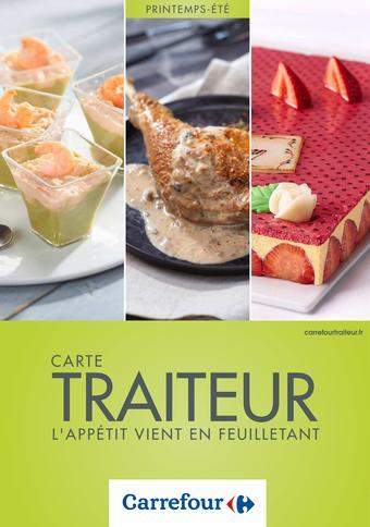 Carrefour catalogue publicitaire (valable jusqu'au 16-09)