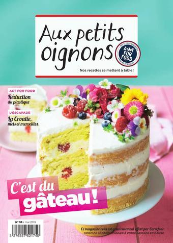 Carrefour catalogue publicitaire (valable jusqu'au 31-05)