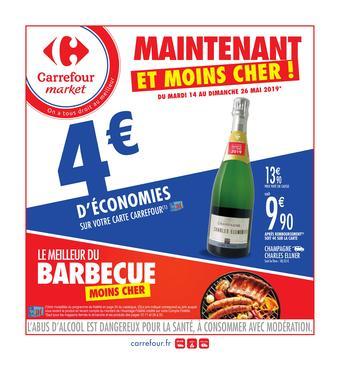 Carrefour catalogue publicitaire (valable jusqu'au 26-05)