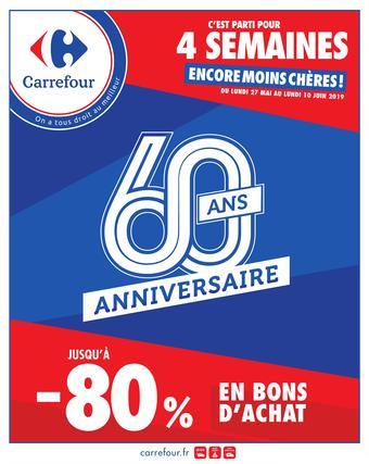 Carrefour catalogue publicitaire (valable jusqu'au 10-06)