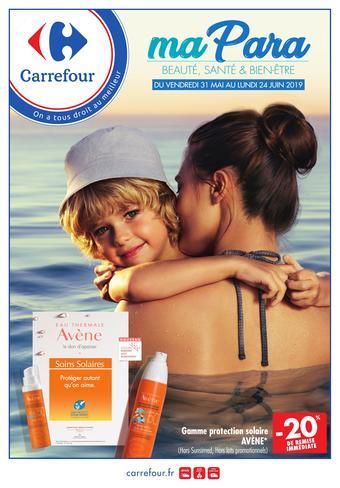 Carrefour catalogue publicitaire (valable jusqu'au 24-06)