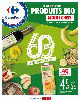 Carrefour catalogue publicitaire (valable jusqu'au 17-06)