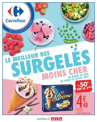 Carrefour catalogue publicitaire (valable jusqu'au 29-07)