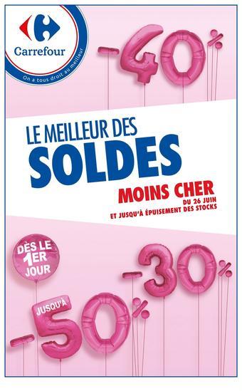 Carrefour catalogue publicitaire (valable jusqu'au 08-07)