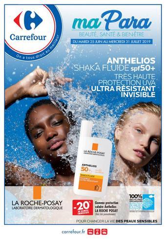 Carrefour catalogue publicitaire (valable jusqu'au 31-07)
