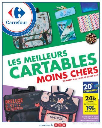 Carrefour catalogue publicitaire (valable jusqu'au 22-07)