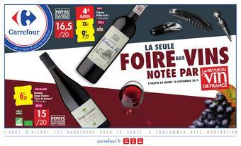 Carrefour catalogue publicitaire (valable jusqu'au 23-09)